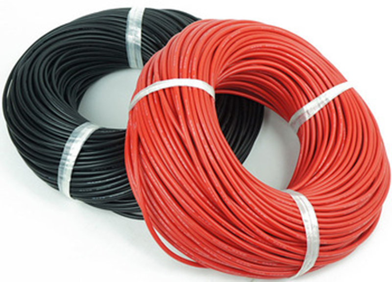 Silicon Wire 12AWG 14AWG 16AWG 22AWG 24AWG Heatproof Soft Silicone Silica Gel Wire Cable