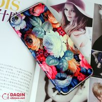 Professional mobile sticker machine for 3d phone case printing