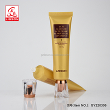 Small Volume Packaging Essence Or BB Cream Plastic Cosmetic Tube