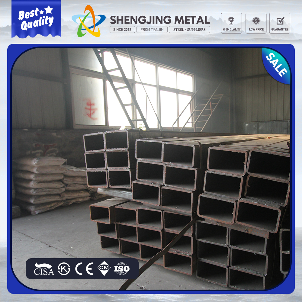 china suppliers black pipe ! top quality welded rectangular steel tubes transparent square pipes