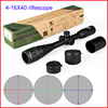 Tactical airsoft optic rifle scope canislatrans 4-16x40 night vision riflescope with illuminated mil-dot for huntingCL1-0143