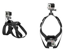 Dog Fetch Harness Chest Strap Mount for Go pro Camera Hero 4 3+SJ4000 SJCAM Xiao mi yi dog chest strap Accessories GP203