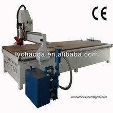 Syntec Controller JCT1850L Wood CNC Machine with Air Cooling Spindle
