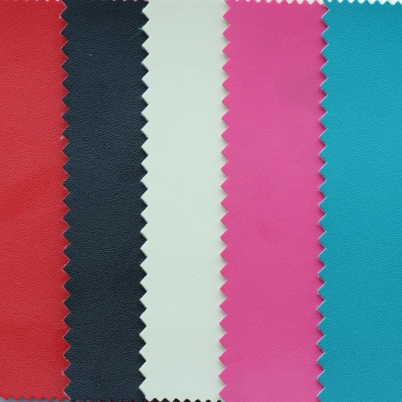 100% pvc synthetic/artificial leather for making shoes/sofa/bags
