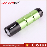Super bright LED bike flashlight,bicycle light ,waterproof