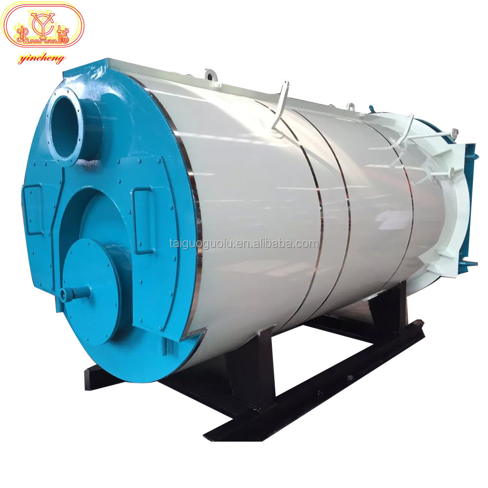 Manufacturer Price ! New 500kg- 6000kg Fire Tube Low Pressure Gas ...