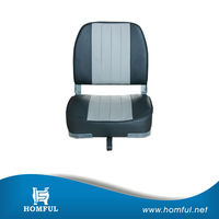 pontoon boat seat blow moulding boat seat rubber boat with seats