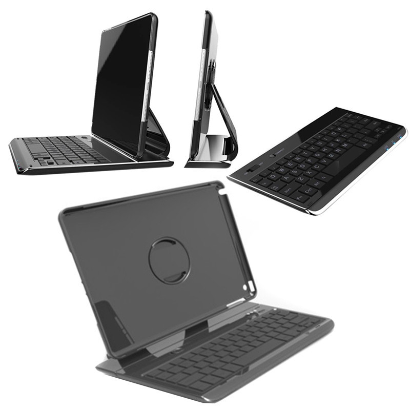 For ipad air 2 new bluetooth keyboard case, bluetooth keyboard for ipad