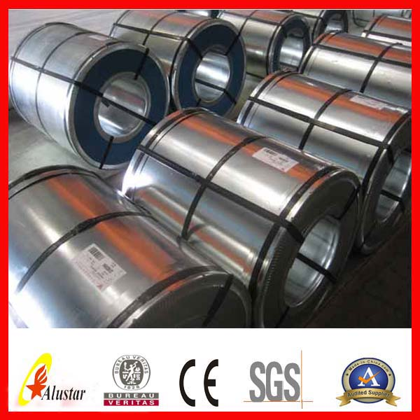 zinc coated iron plate for roofs and cladding