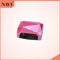 Hot Sale Long Life 36w LED+CCFL Nail LED UV Lamp Diamond Shape Style