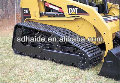 Rubber track for truck, crawler/snow/excavatoe/grader rubber tracks,track pads