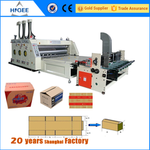 Higee hot sale good quality paper board pasting machine