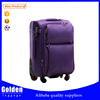 new trendy primark soft nylon luggage hot selling travel luggage trolley