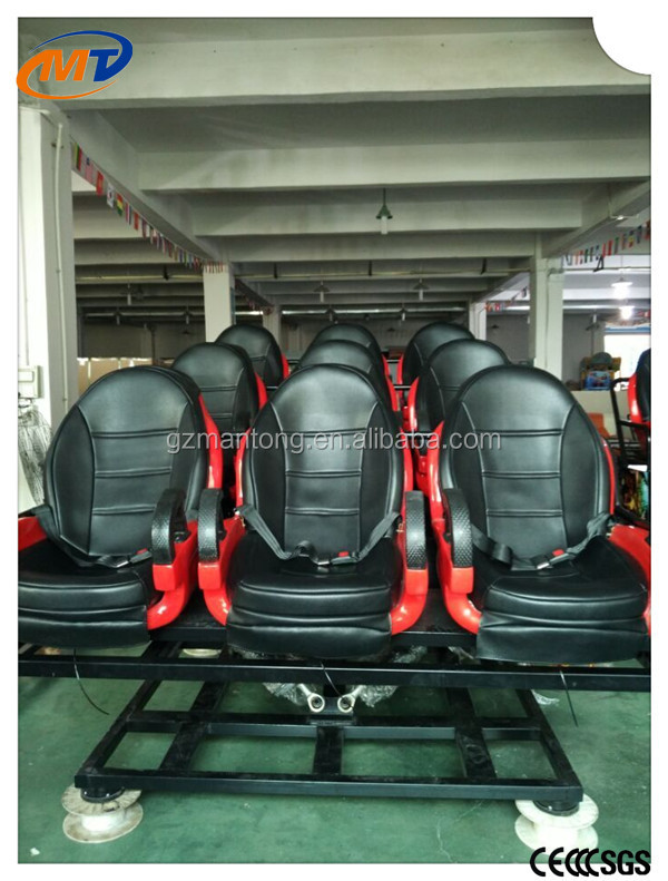 Guangzhou High Quality amusement rides 8d/9d/xd cinema equipment 5d 6d 7d motion cinema simulator with CE