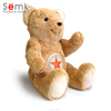 Wholesale custom OEM 50cm teddy bear plush toy for kids