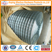 Hot dipped galvanized hot sale welded wire mesh net factory