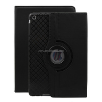 Flip 360 degree rotate for ipad case super slim case for ipad, Leather Smart Case