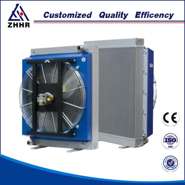 Heavy Equipment Radiators Hydraulic Oil Cooler