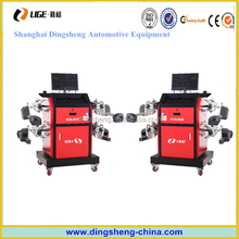 hot sell 8 sensor battery wireless connection wheel alignment