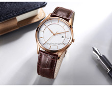 Rose Gold Watches Men Brand Stainless Steel Sport Watches Men