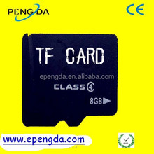 cheap 8gb micro card sdwith logo,h2 mobile 8gb micro card sd,wholesale micro 8gb sd card with blister package