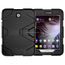 Latest Hybrid Rugged Heavy Duty Robot Shockproof silicone rubber Case for Samsung Galaxy Tab s2 8.0 T710