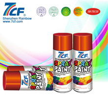 high quality acrylic car aerosol spray paint