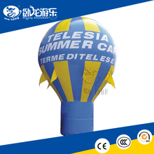 Inflatable balloon, inflatable jumping balloons