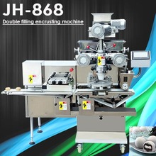 JH868 Food Processing Machine Biscuit Making Production Line