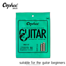 High quality nickel electric guitar strings