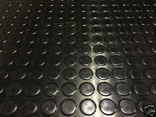 Round dot rubber sheet/Coin grip rubber mat/Round stud rubber sheet