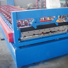 Excellent quality roof tile aluminium roofing sheet making machine