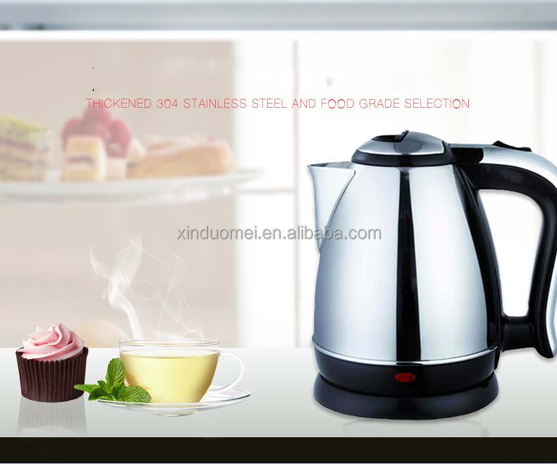 Small Size Home <strong>Appliances</strong> 1500W Multi Function Milk Kettle 1.8L