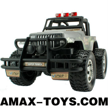 rj-5733208C1 1:14 rc jeep 4CH Emulational Remote Control Military Off-road Jeep with Lights