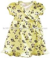 POPULAR DESIGNS BABY FROCKS, BABY WEAR
