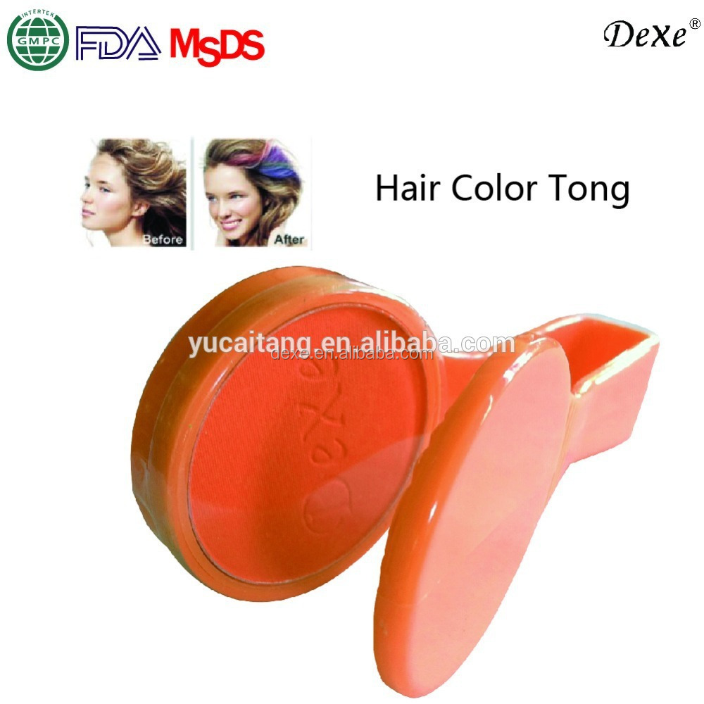 New design best sale henna powder hair chalk for kids hair coloring