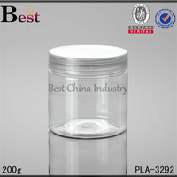 200g clear plastic christmas cookie jars wholesale