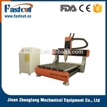 professional mini portable advertising cnc router for pcb, aluminum 6090