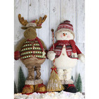 93cm extendable christmas decorations snowman at home