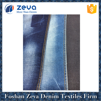 Top quality hot sale denim jeans fabric factory designs new denim fabric
