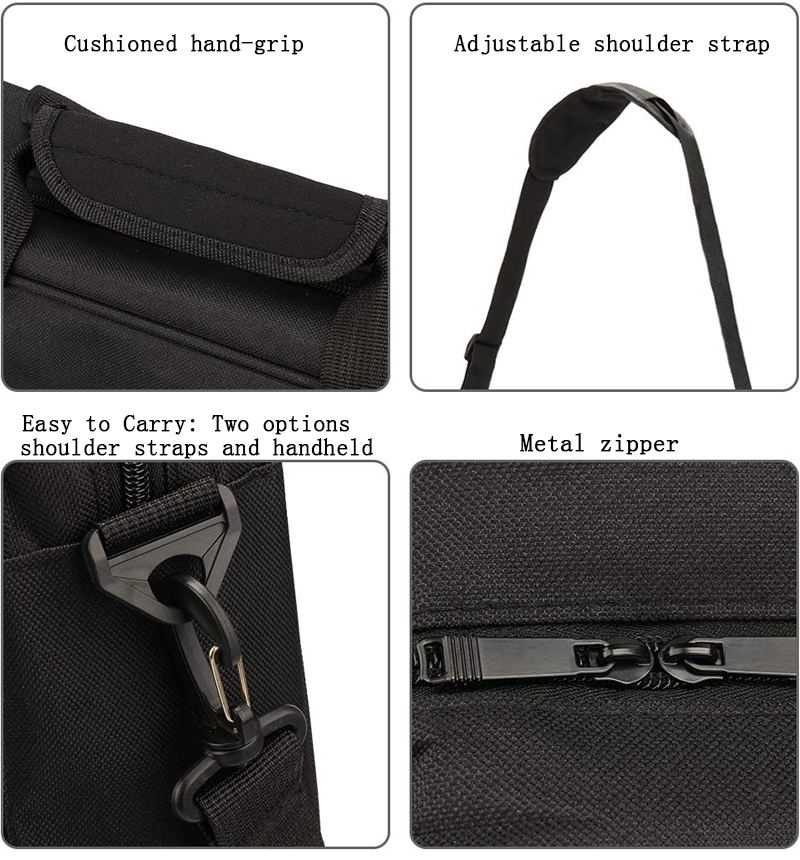 Reliable Quality Travel Shoulder Bag For Sony Playstation Dualshock 4 pro bag  for Sony  Ps4 slim bag