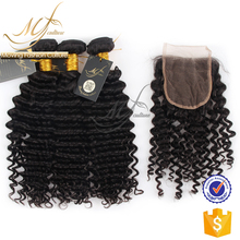 New stylish deep wave 8a hair brazilian