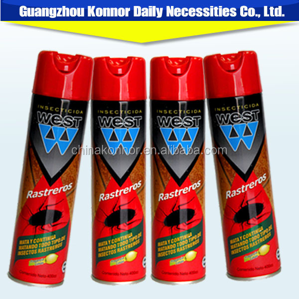 600ml powerful household mosquito cockroach fly spray insecticide