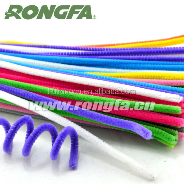 Jumbo Loopy Chenille Stems Supplier