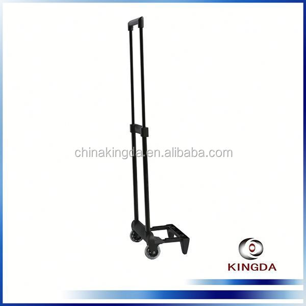 2016 telescopic handle wheeled suitcase trolley parts