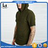 online shopping pakistan drawstring short sleeve custom hoodies with front pocket
