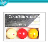 Pro Billiards/Carom Balls Spotted