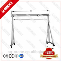 Maintenance and Pulling product Using Industry Using Gantry Crane Specification