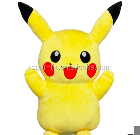 ICTI Plush Toy Fashion pokemon plush