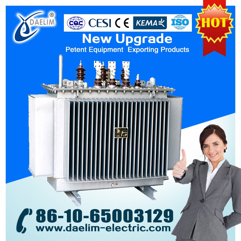SZ9 Series Oil Immersed Transformer 20mva 6.6/33kv with Price